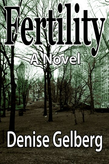 Front Cover, Fertility, a novel